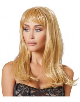 Dlouhá blond paruka Yvette