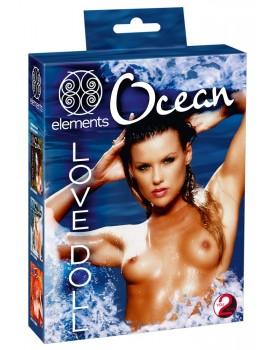Nafukovací panna Ocean - 3 otvory