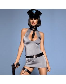 Kostým Policie (Obsessive Police)