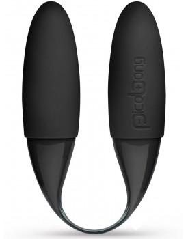 Párový vibrátor Mahana 2 Duo Vibe Black - PicoBong