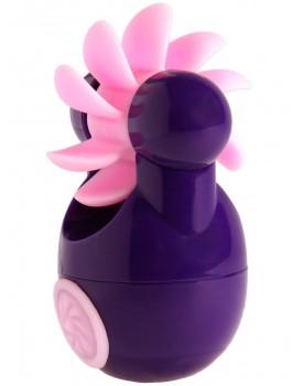 Simulátor orálního sexu pro ženy Sqweel GO Purple
