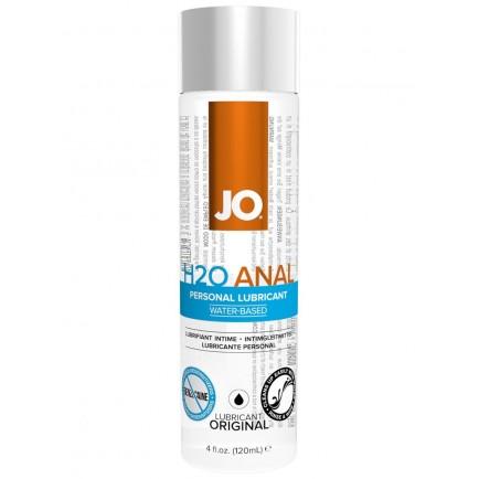 Anální lubrikační gel System JO H2O (vodní), 120 ml