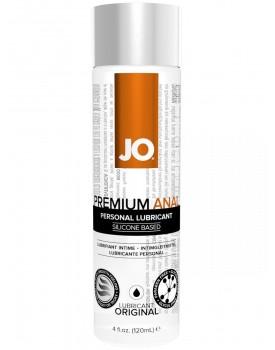 Anální lubrikační gel System JO Premium ANAL (silikonový), 120 ml
