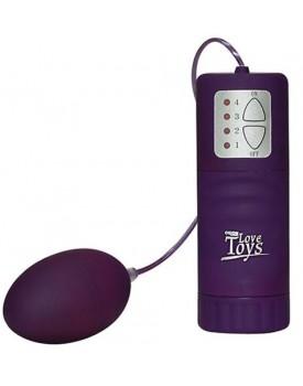 Velvet vibrační vajíčko (fialové) - Purple Pill