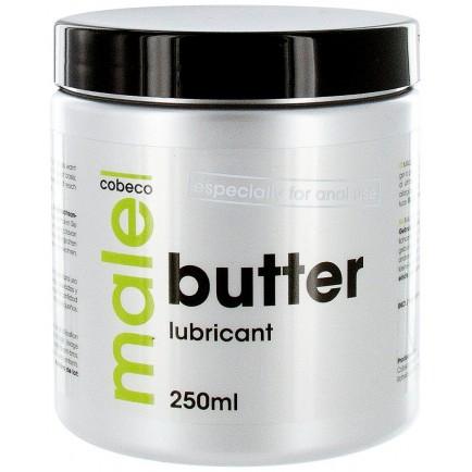 """Anální """"máslový"""" lubrikační gel MALE BUTTER, 250 ml"""