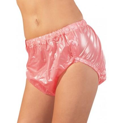 Nepromokavé unisex kalhotky na plenky - růžové