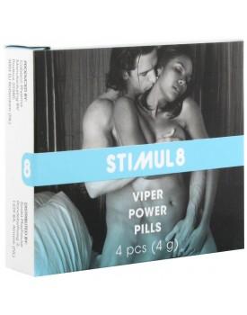 Tablety na posílení mužského libida Viper Power Pills - Stimul8