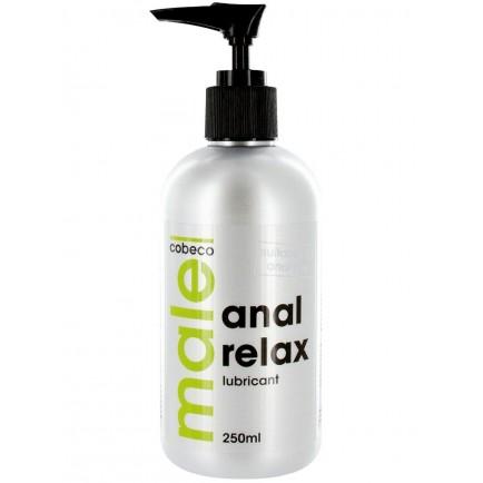 Anální lubrikační gel MALE ANAL RELAX - 250 ml