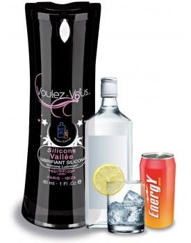 Lubrikační gel Voulez-Vous Vodka Energy - 30 ml