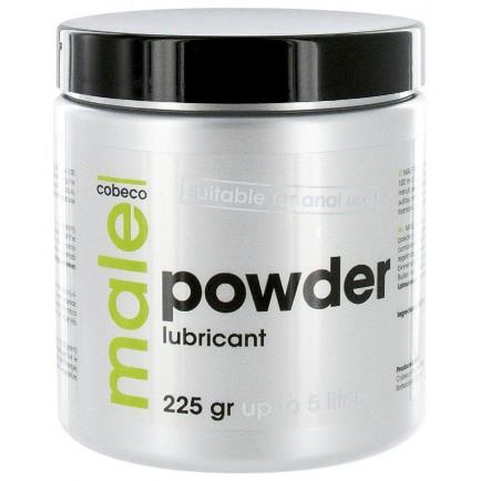 Práškový lubrikační gel MALE POWDER - 225 g