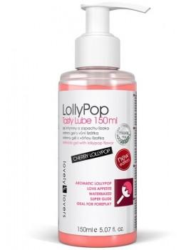 Lubrikační gel pro intimní masáž LollyPop - Lovely Lovers