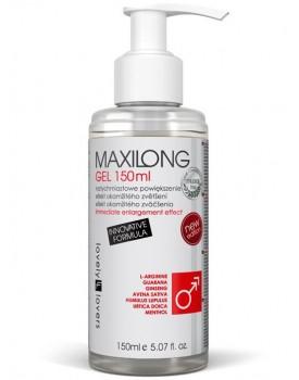Lubrikační gel s okamžitým efektem zvětšení penisu MAXILONG - Lovely Lovers