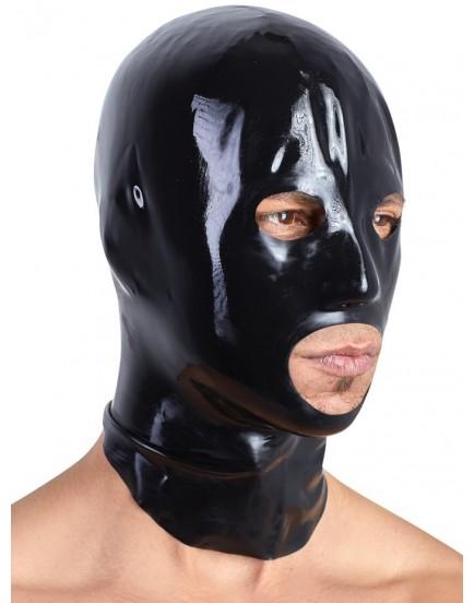Anatomicky tvarovaná latexová maska, unisex - LateX