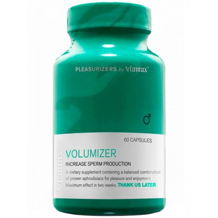 Tablety Viamax Volumizer na tvorbu spermií