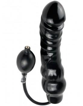 Nafukovací anální dildo Ass Blaster