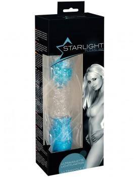 Realistický vibrátor Starlight Pleasure - svítící