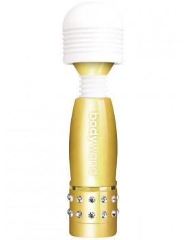 Malá masážní hlavice Bodywand Gold