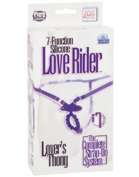 Tanga Love Rider s vibrační patronou