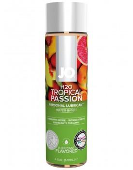 Lubrikační gel System JO H2O Tropické ovoce (120 ml)
