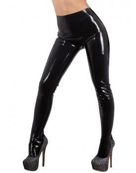 Latexové punčochové kalhoty, unisex - Latex