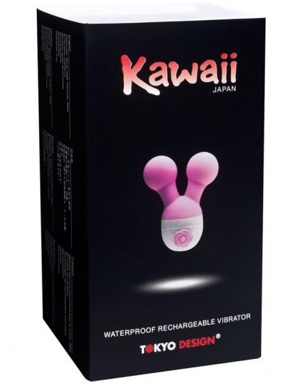 Nabíjecí stimulátor/vibrátor klitorisu Kawaii 8