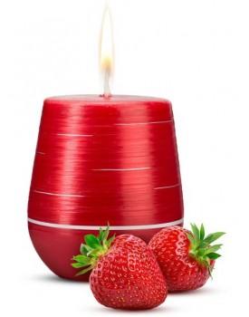 Afrodiziakální vonná svíčka Sweet Strawberries - Magnetifico