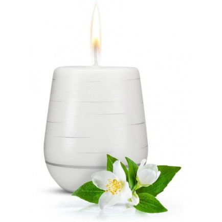 Afrodiziakální vonná svíčka Jasmine Romance - Magnetifico