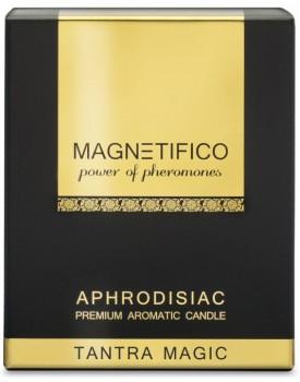 Afrodiziakální vonná svíčka Tantra Magic - Magnetifico