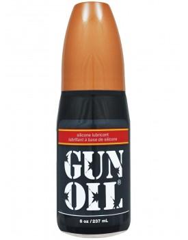 Silikonový lubrikační gel Gun Oil - 237 ml
