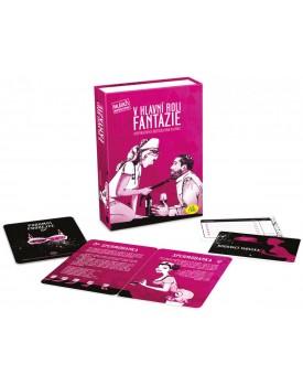 V hlavní roli: FANTAZIE: Inspirativní erotická hra na role