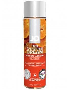 Lubrikační gel System JO H2O Mandarinka - 120 ml