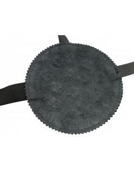 Pánská podprsenka s vnitřními hroty, kožená