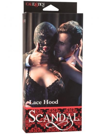 Krajková maska na hlavu (Scandal)