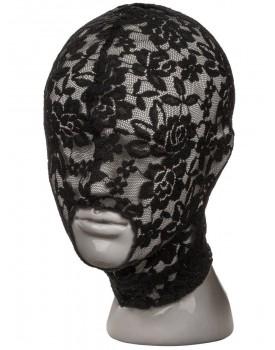 Krajková maska na hlavu - Scandal