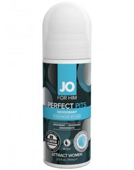 Pánský deodorant s feromony Perfect Pits, 75 ml - System JO