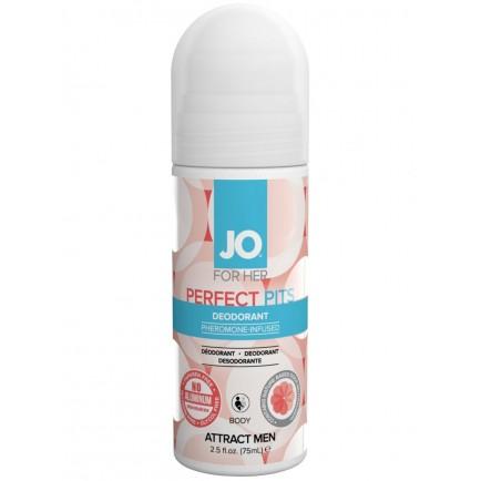 Dámský deodorant s feromony Perfect Pits, 75 ml - System JO