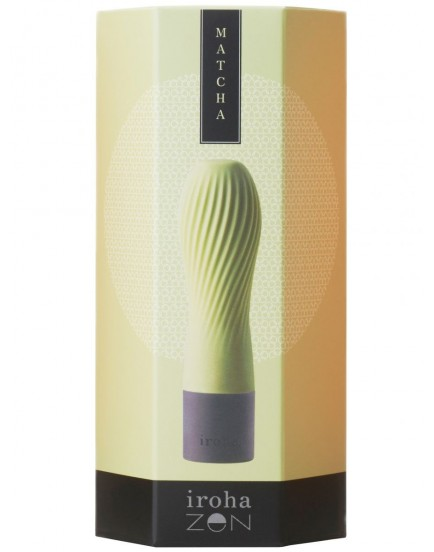 Minivibrátor Zen Matcha - IROHA