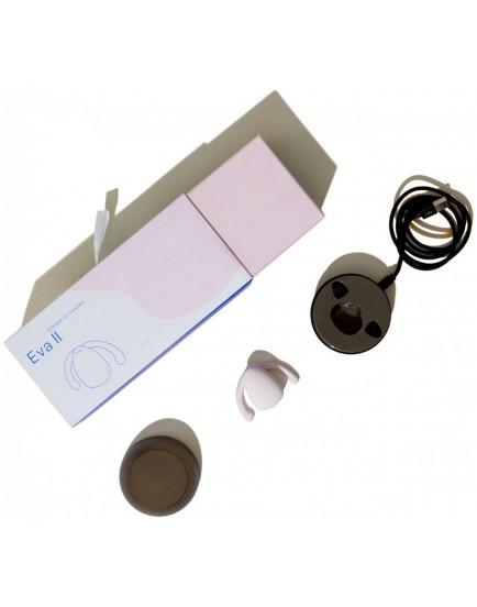 Párový vibrátor pro stimulaci klitorisu Eva II - Dame