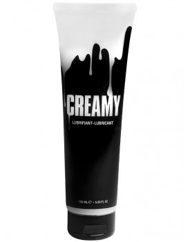 Lubrikační gel (umělé sperma) Creamy - 150 ml