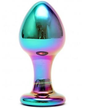 Skleněný anální kolík Melany - Sensual Glass