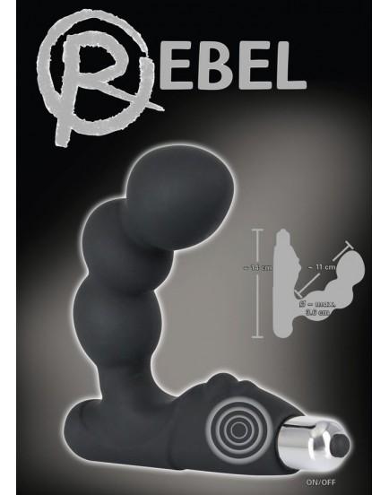 Kuličkový vibrátor na prostatu Rebel