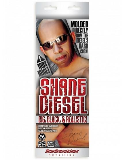 Realistické dildo Shane Diesel
