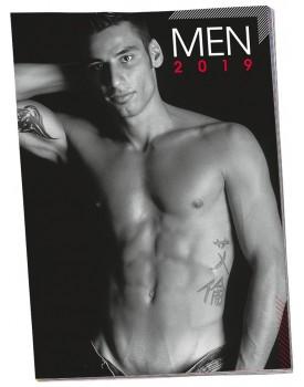 Nástěnný kalendář MEN 2019