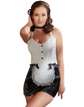 Lakovaný kostým Servírka - Black Level
