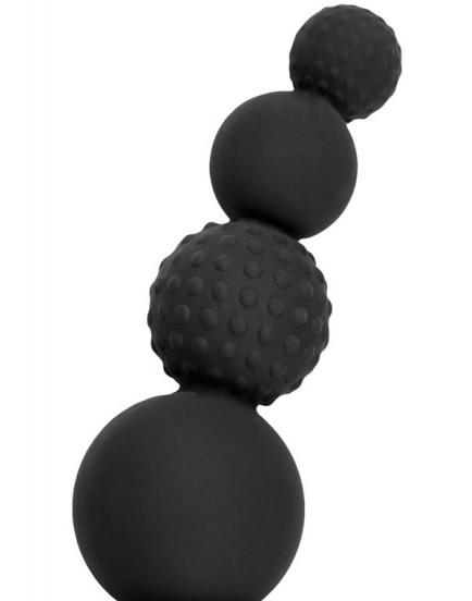 Oboustranný anální stimulátor (anální kuličky)