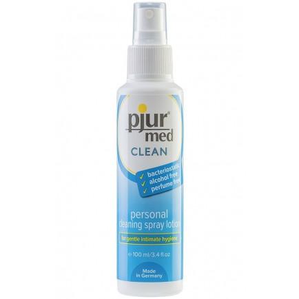 Antibakteriální sprej na pomůcky i tělo Pjur Med Clean