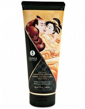 Slíbatelný masážní krém Almond Sweetness - 200 ml