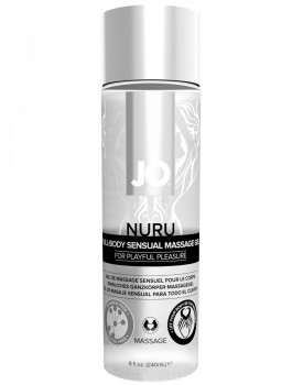 Masážní gel Nuru Full Body Sensual - System JO, 240 ml