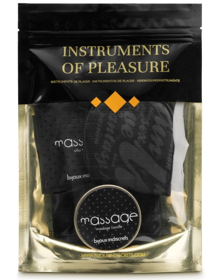 Sada erotických pomůcek Instruments of Pleasure Orange - Bijoux Indiscrets