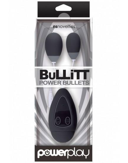 Dvojité vibrační vajíčko BuLLiTT Double